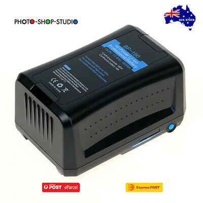 AU309 • Buy AU*Fotolux BP-190 14.8V 190Wh 12800mAh V-Mount V-Lock Battery