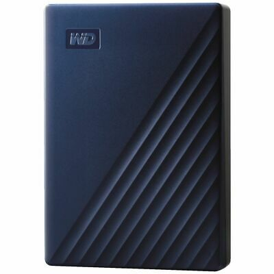 AU204 • Buy WD 5TB My Passport Portable Hard Drive Mac Blue