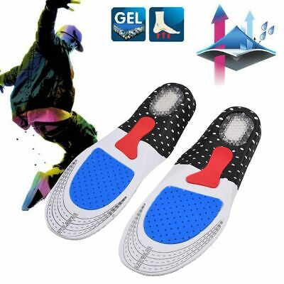 Plantar Fasciitis Insoles Foot Arch Support Insert Orthotic Shoes Orthotics Pad • 3.39£