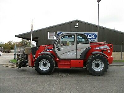 2014 Manitou MT1840 Telehandler Only 4491 Hours • 34,995£