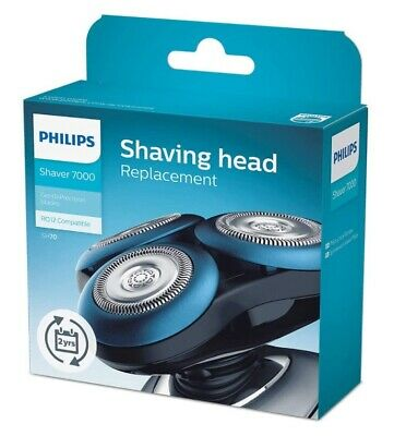 AU72.98 • Buy Philips Replacement Blades For Series 7000 Electric Shavers – SH70/70 FR