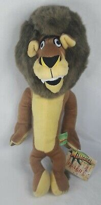 Madagascar Alex The Lion Soft Toy Dreamworks New (Other) With Tags • 6.89£