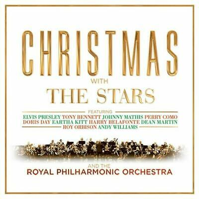 Christmas With The Stars (Various Artists) CD • 3.45£