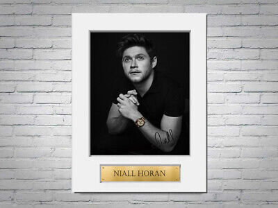 £8.99 • Buy Niall Horan A4 Printed Signed Autograph Photo Display Mount Gift