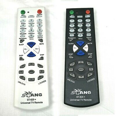 £3.98 • Buy All In One Universal Remote Control For TV Television Replacement Controller