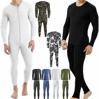 £10.99 • Buy Thermals Full Sets Underwear Tops Long Johns Skiing Suit Base Layer All In One
