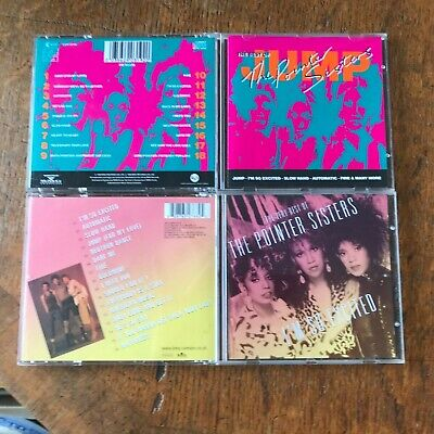 £1 • Buy The Pointer Sisters CD Album I'm So Excited The Very Best Of
