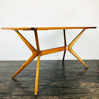 Mid Century G Plan Redford Helicopter Dining Table By E Gomme Retro Vintage Teak • 1,250£