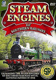 £2.99 • Buy Steam Engines Of Southern Railway (DVD, 2009)