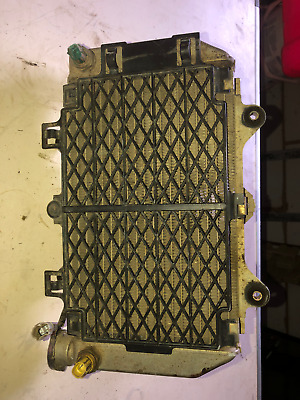 Yamaha YFZ 450 Race Quad ( 2004-2005 ) Complete Radiator Assembly With Fan USED • 45£