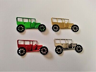£2.60 • Buy 8 X Car Card Toppers, Die Cut, Vehicle, Transport, Birthday,father, Son, Brother