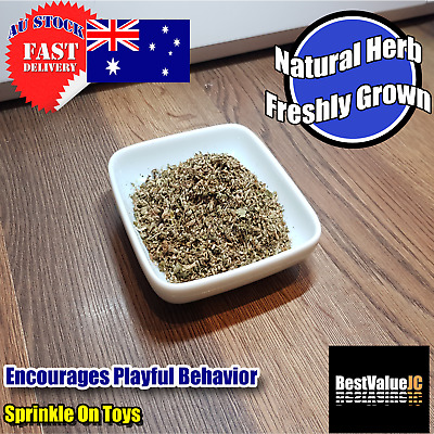 AU5.98 • Buy Cat Catnip Natural - Your Feline Will FLIP For This