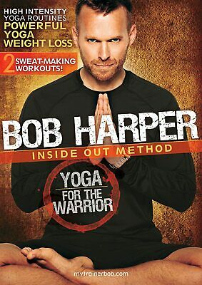 Bob Harper: Yoga For The Warrior • 23.54£