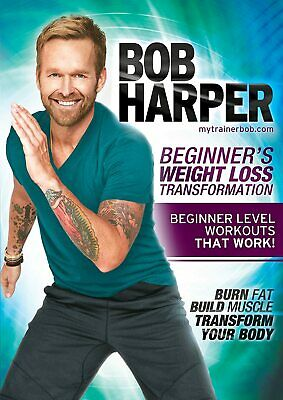 Bob Harper: Beginners Weight Loss Transformation • 31.59£