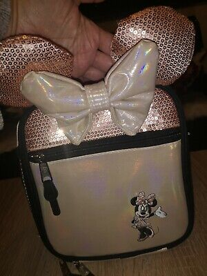 Mini Mouse Disney Lunch Box For Girls. New • 9.50£