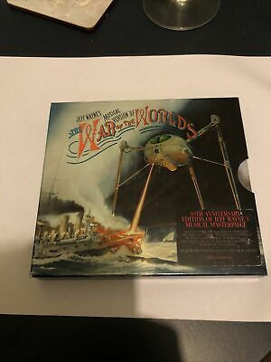 £3.60 • Buy Jeff Wayne's Musical Version Of The War Of The Worlds (2009, Anniversary...