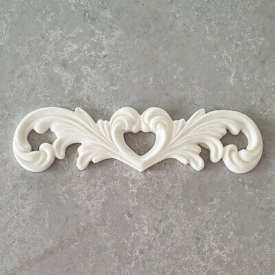 AU9.95 • Buy 1x Shabby Chic French Furniture Moulding Furniture Applique Carving Onlay