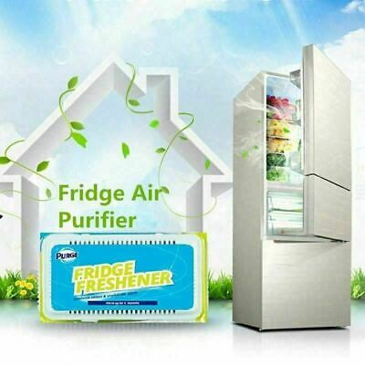 Fridge Deodoriser Freshener Odour Eliminator Food Safe Neutralise Smell Absorber • 2.69£