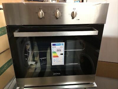 £129 • Buy Prima PRSO102 B/I Single Electric Oven RRP £209 Save ££ COLLECTION ONLY LAST ONE