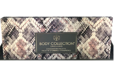 Body Collection Eyeshadow Palette Into The Night • 5.50£