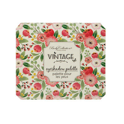 Body Collection Vintage Eyeshadow Palette Christmas Gift • 7.50£