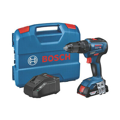 View Details Bosch Brushless Cordless Combi Drill Hammer GSB 18 V-55 With 2.0Ah Coolpack • 85.99£