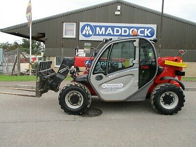 2014 Manitou MT625 Telehandler Only 3117 Hours • 26,995£