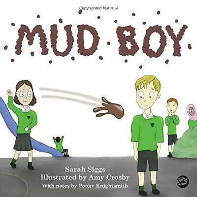 Mud Boy: A Story About Bullying New Hardcover Book • 14.20£