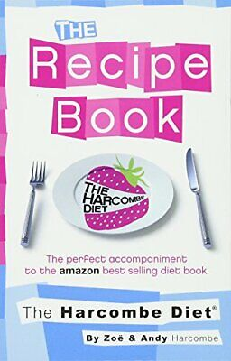 The Harcombe Diet: The Recipe Book New Paperback Book • 16.19£