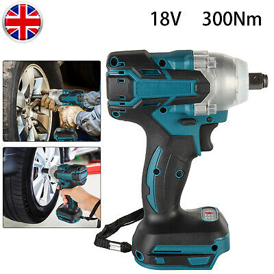 Cordless Impact Wrench 1/2  Impact Driver For Makita DTW285Z Body 18V Li-Ion • 27.99£