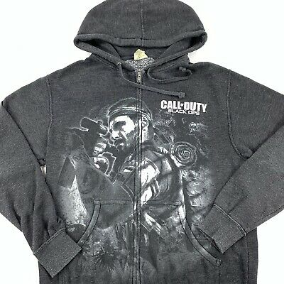 £49.57 • Buy Call Of Duty Black Ops Video Game Zip Up Hoodie Sweatshirt Men's Size Medium