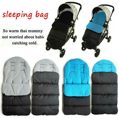 £10.99 • Buy Warm Thicken Baby Toddler Cover Wind Universal Footmuff Cosy Toes Pram Stroller