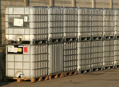 £45 • Buy ** 1000 Litre Ltr IBC Container Tank 220 Gallon Water Butt Allotment Bio Diesel