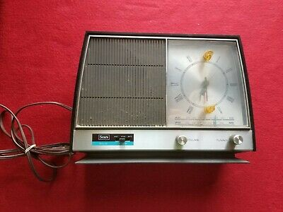 $ CDN50.74 • Buy Vintage Sears Silvertone Clock Radio