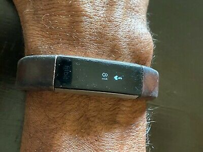 $ CDN53.67 • Buy Fitbit Alta HR Activity Tracker,used ,leather Band -6color Bands! And Charger