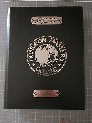 AU225 • Buy Dungeons And Dragons 3.5e Special Edition Dungeon Masters Guide (2005)