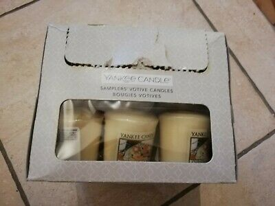 YANKEE CANDLE  Box Of 18 Votive Sampler Candles (CHRISTMAS COOKIE)  • 10.05£