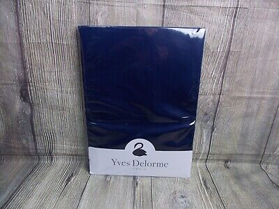 Yves Delorme TRIOMPHE COTTON SATIN SUPERKING FITTED SHEET £199 BN SUPER KING • 99.99£