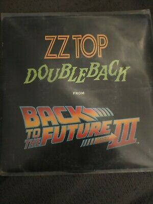 AU45 • Buy Rare Back To The Future / ZZ Top Record
