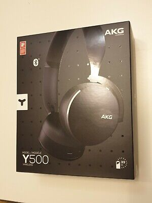 New Samsung Headphones, AKG Y500 Wireless Bluetooth, Boxed And Sealed • 39.99£