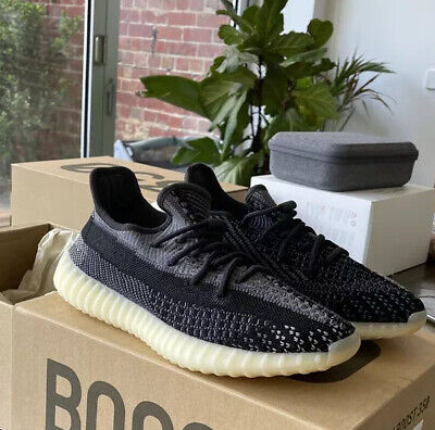 AU350 • Buy Yeezy 350 V2 Carbon US 8 Brand New DEADSTOCK