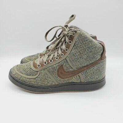 $ CDN44.39 • Buy Nike Womens Green Harris Tweed 040810 Lace Up Sneaker Casual Shoes Size US 7