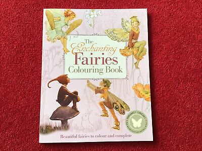 The Enchanting Fairies Colouring Book Colouring Book Brand New • 4.49£