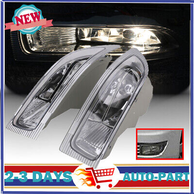 $37.15 • Buy 2x Left & Right Front Fog Driving Lamps Lights W/ Bulbs For Toyota Sienna 3.3L