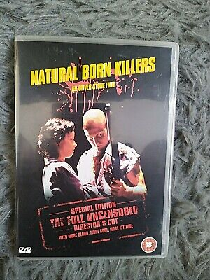 Natural Born Killers    Dvd • 2.49£