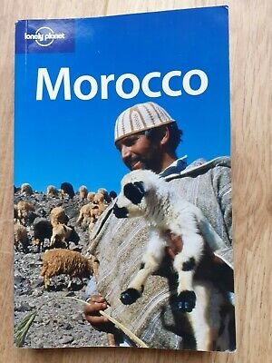 Lonely Planet Travel Guide To Morocco 2007 • 2.10£