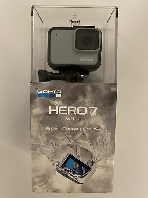 $ CDN226.87 • Buy Gopro Hero7 White Waterproof Action Camera 10mp 1080p Touch New Factory Sealed