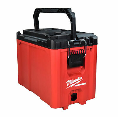 View Details Milwaukee 48-22-8422 PACKOUT 10 In. Compact Tool Box • 63.95$