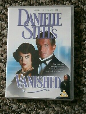 Danielle Steel's Vanished DVD (2006) • 0.90£