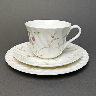 £14.99 • Buy Wedgwood Campion Tea Trio - Cup, Saucer, Side Plate